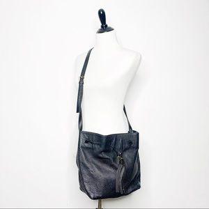 Kate Spade Cooper Gray Street Bucket Bag Leather
